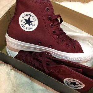 All Star Converse: Hightop Shoes